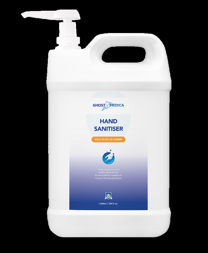 GHOSTMedica Sanitizer - 5 Litre